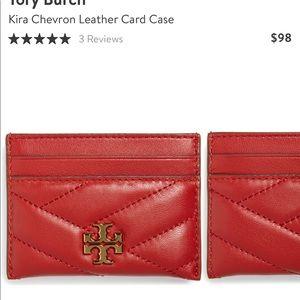Tory Burch card case
